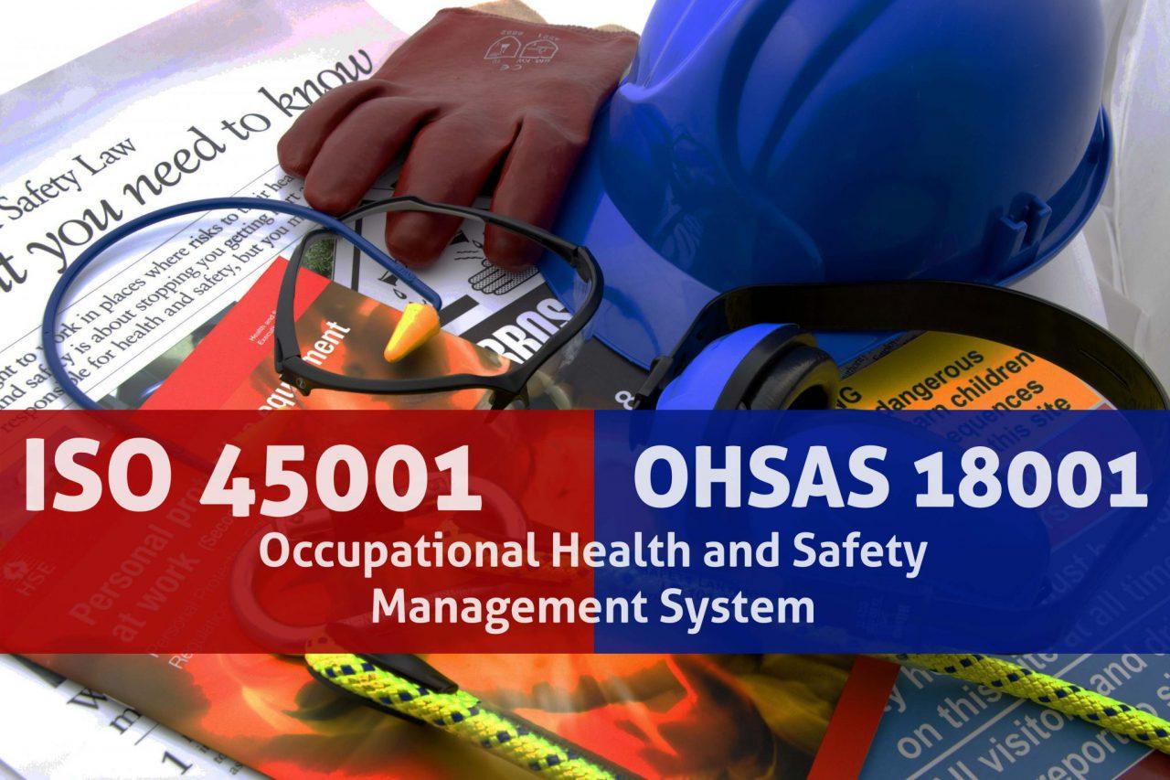 Perbedaan ISO 45001 dan OHSAS 18001