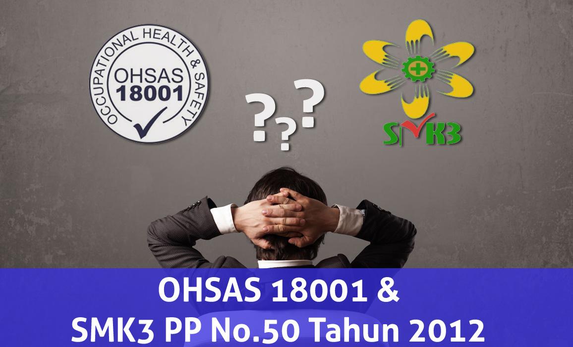 OHSAS dan SMK3